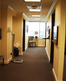 obgyn leesburg office pictures